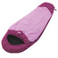 Outwell Convertible Junior Sleeping Bag magenta